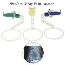 3pcs Plastic Dental X Ray Film Digital Sensor Positioner Holder Digital Locamx