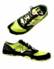 New Balance Mens US Size 14 Shoes Black Lime MT00BL Minimus Trail Running Vibram