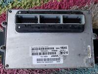 ✅ 2003 LIBERTY ECM ENGINE CONTROL MODULE COMPUTER PCM ECU POWER UNIT 56044195ag