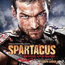 SPARTACUS : LE SANG DES GLADIATEURS (MUSIQUE DE FILM) - JOSEPH LODUCA (CD)