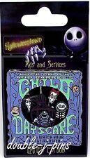 Halloweentown Ads & Services Lock Shock & Barrel Child Dayscare Le Disney Pin