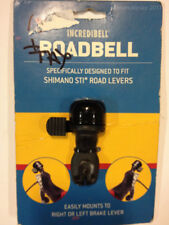 NOS Mirrycle INCREDIBELL Road Bike Bicycle Bell For SHIMANO STI Lever