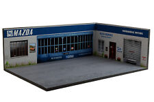 Diorama Garage Mazda - 1/43ème - #43-3-D-H-R-008