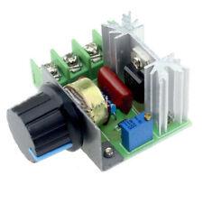 2000W AC 50-220V 25A PWM Voltage Regulator Adjustable Motor Speed Controller da
