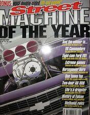 Street Machine 2000 VX SS Commodore AU XR8 Falcon Capri V8 Mini VS 500hp Ute HQ