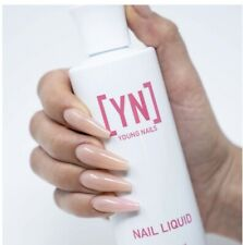 Young Nails Monomer Nail Liquid for Acrylic Nails 6 Fl. Oz./ 177ml