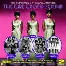 The Supremes and The Evolution of The Girl Group Sound 0604988027921 CD