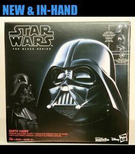 Star Wars The Black SeriesDARTH Vader PREMIUM Electronic Helmet Sealed FREE SHIP