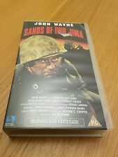 sands of iwo jima vhs