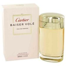 Baiser Vole By Cartier 3.3 oz/100 ml Edp Spray For Women New In Box & Sealed.