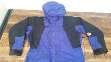 Men's Vtg THE NORTH FACE Nylon Gore-Tex Hooded Raincoat Mountain Light Jacket L