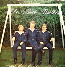 Motes Brothers (Faith Vinyl LP Cleaned 012070 Rex Nelson) Just The Music In Us
