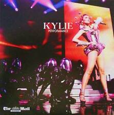 KYLIE MINOGUE * PERFORMANCE * UK ONLY 12 TRK PROMO CD * BN! * LIVE IN NEW YORK