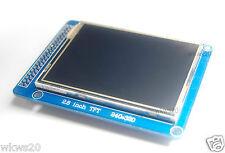 "2.4"" inch TFT LCD module 320x240 ILI9341 touchpad SD arduino AVR STM32 ILI9325"