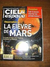 Ciel et espace N°426 Mars  Lune Civilisation extraterrestre observatoire perse