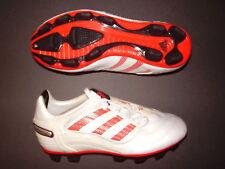 Adidas Youth P Absolado X FG J White/Red/Black Size 1.5