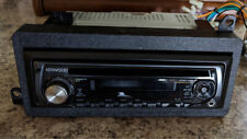 New listing kenwood car stereo with cd player and detachable face