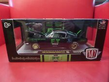 M2 Machines 1966 Ford Mustang Fastback 2+2 ET Mags 1/24 Scale DIECAST MODEL