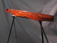 Dulcimer Musical Instrument Adjustable Steel Stand - 4 legs