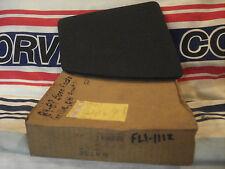 Bose Speaker Grille, Front Dash RH, NOS GM 14081838.  84-96 Corvette