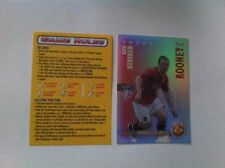 Manchester United 2006-2007 Football Trading Cards