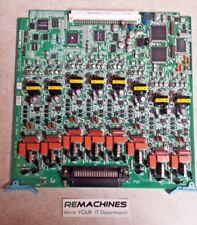 Iwatsu Adix IX-8UNTK 8 Port Universal Trunk Circuit Card TESTED, FREE SHIPPING!