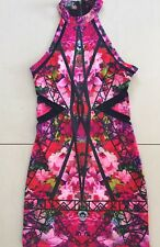 Material Girl Bodycon Dress Size S / Size 8 Sleeveless As New. RRP $79.99 US