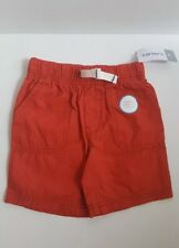 Carter's Baby Boy's Shorts Size 2T Red NWT