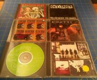 Lot of 6 CDs. Spin Doctors. Grateful Dead. Creed. Peter Tosh. Defiance. Hootie