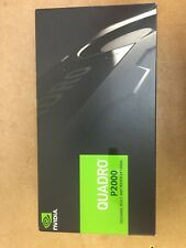 PNY nVidia Quadro P2000 5GB GDDR5 (VCQP2000-PB) Graphics Card