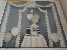 Wedding-Party-Canopy.......Decorates A 20ft X 20ft Area.....Just Open & Hang