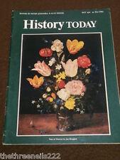 HISTORY TODAY - MAY 1970 - TULIPOMANIA