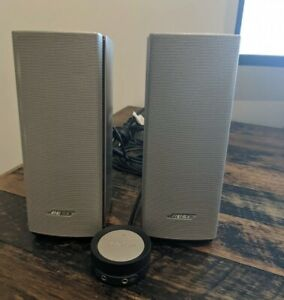 Bose Companion 20 Computer Speakers - Excellent Condition