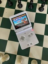 Nintendo Gameboy Advance GBA SP AGS-101 Screen White Professionally Refurbished