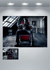 Sweeney Todd Johnny Depp The Demon Barber Large Movie Poster Art Print