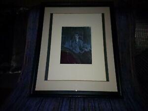 Picture, Framed Glazed Artwork Print, Francis Bacon.