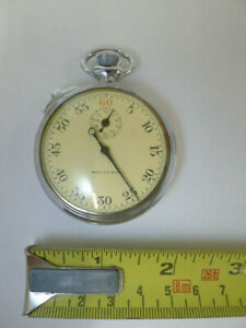 WALTHAM WATCH MILITARY STOPWATCH/CHRONOGRAPH/TIMER WATCH PHEON MOD issued