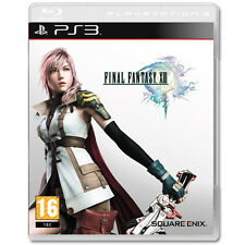 FINAL FANTASY XIII 13 GAME PS3 NEW ITALIAN VERSION