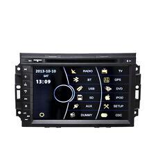 In Dash Car GPS Navigation DVD Radio Stereo For Chrysler 300C Aspen 2004-2006