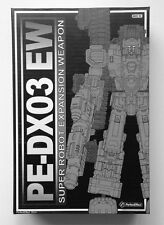 Transformers Perfect Effect PE-DX03EW Add-on PARTS with warden MIB