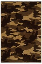 Camouflage Take Cover for Living Room, Dining Room, Kitchen, Bedroom, Area Rug
