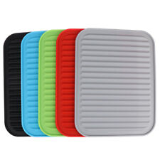 Silicone Trivets For Hot Pot Pan Heat Resistant Mat Durable Pads Kitchen Co  IS