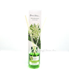 Lily Of The Valley Fragrance Oil Reed Diffuser  100ml 3.4oz Gift Box Home Decor