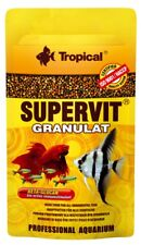 Multi - Ingredient Granules With Vitamins For All Tropical Fish Betta Neon Tetra