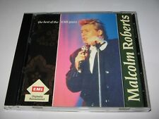 MALCOLM ROBERTS : THE BEST OF THE EMI YEARS (1993) RARE EMI CD  24 Tracks