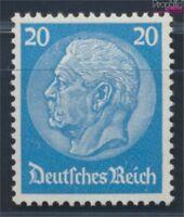 Deutsches Reich 489 postfrisch 1933 Hindenburg (8669701