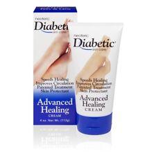 Neoteric Diabetic Skin Care Advanced Healing Cream, Non-Greasy, 4 oz