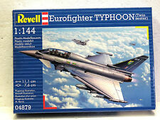 REVELL Plastic model kit EUROFIGHTER TYPHOON (TWIN SEATER) 1:144 New in box