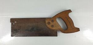 """Vintage Spear & Jackson 'Work Horse' Tenon Saw 10"""""""