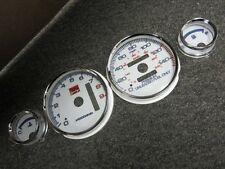 94-01 Acura Integra GS-R GSR 7 Color Automatic Cluster LED Glow Gauges 9K RPM